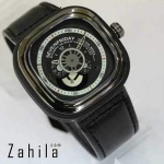 Jam tangan SevenFriday P1 Black KW1