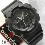 Jam tangan Digitec DG-2011T Full Black