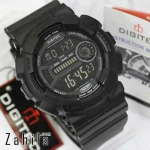 Jam tangan Digitec DG-2049T Full Black