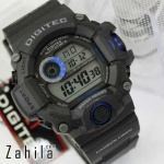 Jam tangan Digitec DG-2064T Aquaman Black Blue