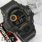 Jam tangan Digitec DG-2064T Aquaman Black Orange