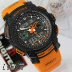Jam tangan Digitec Energia DG-2023T Triple Sensor Orange