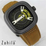 Jam tangan SevenFriday M2/01 Soft Brown Leather
