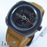 Jam tangan SevenFriday V3/01 Soft Brown KW Semi Super