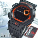 Jam tangan Digitec DG-2079T Hitam Orange