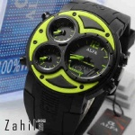 Jam tangan Alfa Four Time 047 Light Green