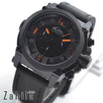 Jam tangan Quiksilver Q6605 Black Orange