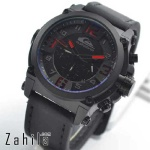 Jam tangan Quiksilver Q6605 Black Red