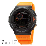 Jam tangan Digitec DG-2028T Karet Orange