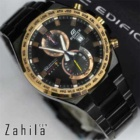 jam tangan Edifice EFR-542 Red Bull Infinity Black Gold terlaris