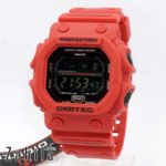 Jam tangan Digitec DG-2012T Red