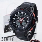 Jam tangan Digitec DG-2083T Black Red