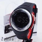 Jam tangan Digitec DG-2100T Black Red