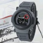 jam tangan Digitec DG-2101T Black Red terlaris