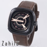 Jam tangan SevenFriday M-Series Dark Brown Rose Gold