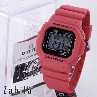 Jam tangan Digitec DG-2024T Red