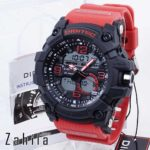 Jam tangan Digitec DG-2102T Red