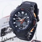 jam tangan Digitec DG-2083T Black Orange terlaris