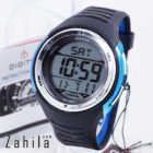 jam tangan Digitec DG-2100T Black Blue terlaris