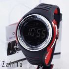 jam tangan Digitec DG-2100T Black Red terlaris