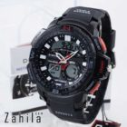 jam tangan Digitec DG-2083T Black Red terlaris