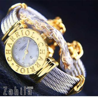 Jam tangan Charriol Geneve St-Tropes Gold