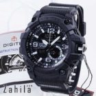 jam tangan Digitec DG-2102T Full Black terlaris